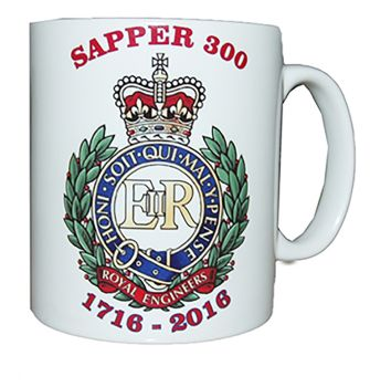 Sapper 300 Mug